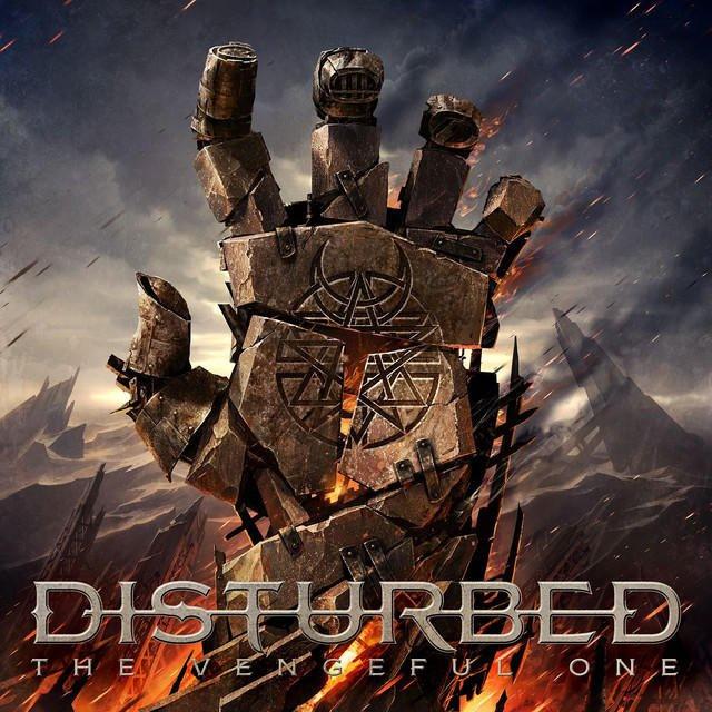 Disturbed album The Vengeful One