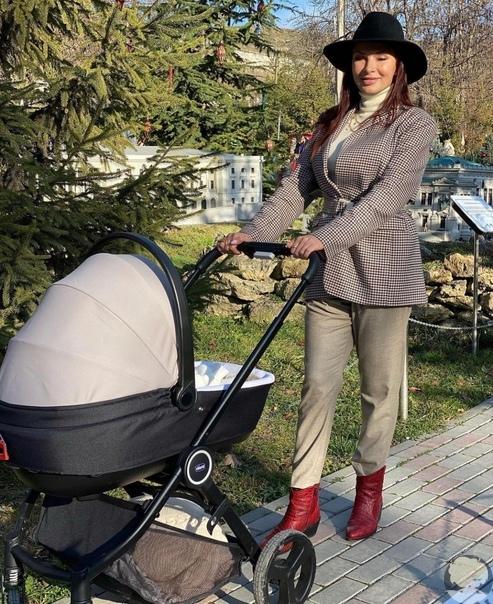 Блёданс стала мамой в третий раз