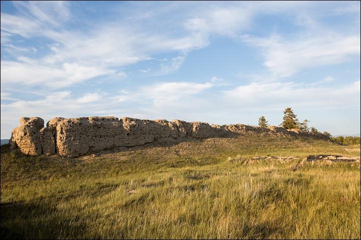 Тайна древней крепости Пор-Бажын, построенной на острове в сибирском озере, изображение №14