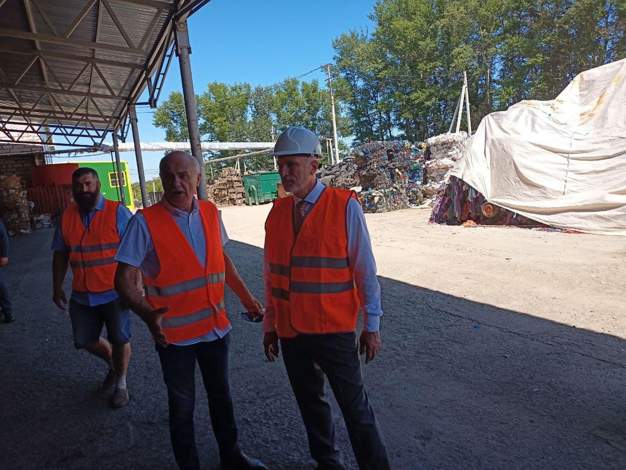 Председатель «Родины» Алексей Журавлев посетил Орел с рабочим визитом 2