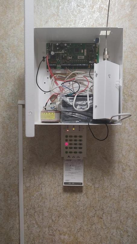 Пульт охранной сигнализации. | Объявления Орска и Новотроицка №28568