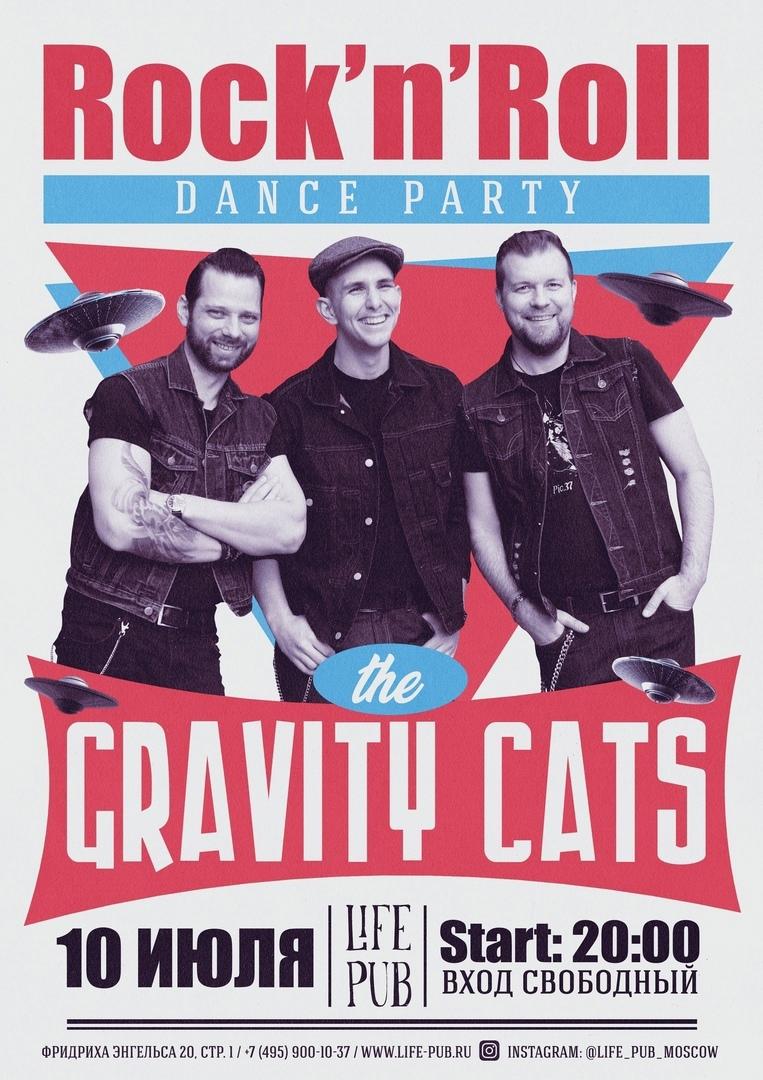 10.07 Gravity Cats в Life Pub!