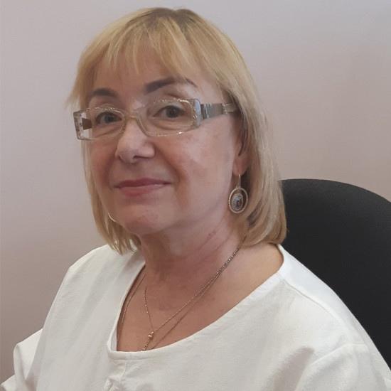 Врач-эндокринолог Ирина Валериановна Казанова
