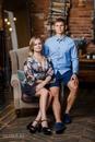 Защитник «Томи» Пенчиков Даниил с девушкой Екатериной. Вместе 3,5 года.