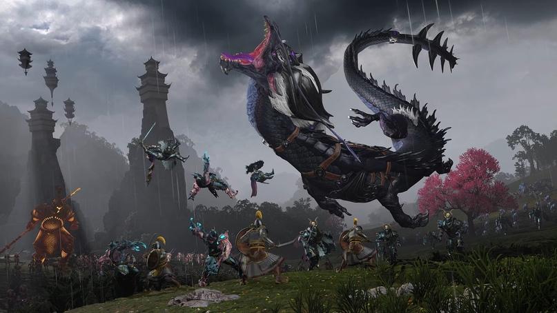 Великий Катай, новый лор Warhammer Fantasy и Total War III, изображение №3