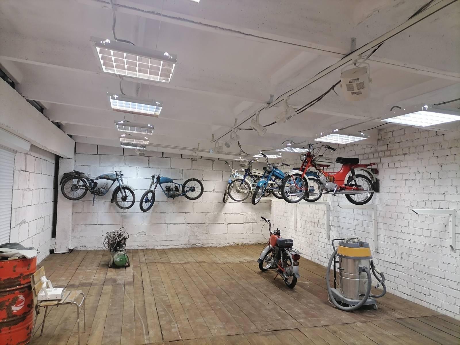 Самый большой музей ретро мотоциклов откроется в Тверской области