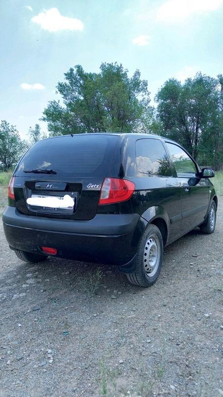Hyundai Getz, | Объявления Орска и Новотроицка №28431