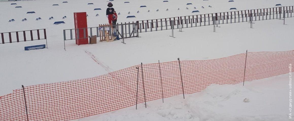 В Удмуртии открыли лыжный комплекс. Расположился он