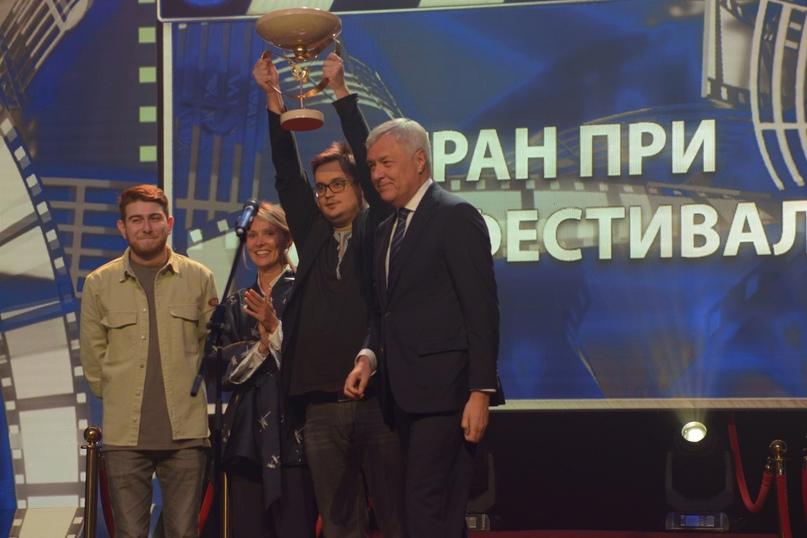Александр Домогаров-младший получил Гран-при за свой фильм о собаке «пальма»