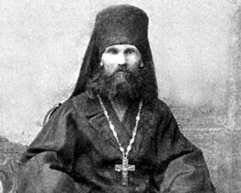 Настоятель Яранского Пророчицкого монастыря архимандрит Геннадий (в миру Григори...