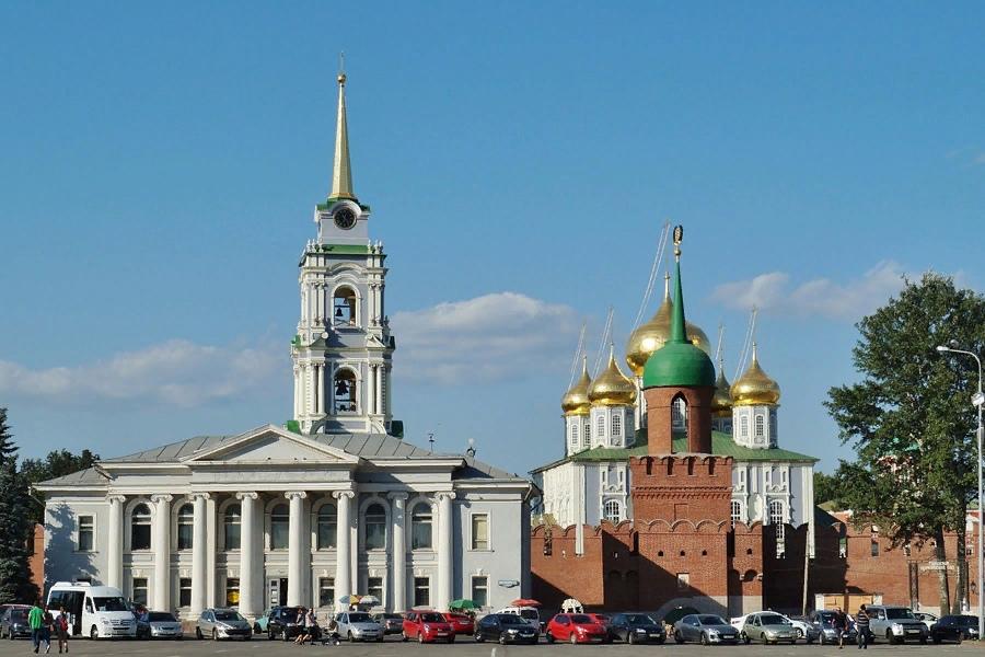 2021-07, Туры в Москву и Тулу из Тольятти в июле, 5 дней (N)