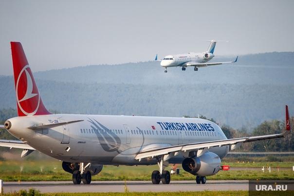 Авиакомпания Turkish Airlines приостановит вылеты ...