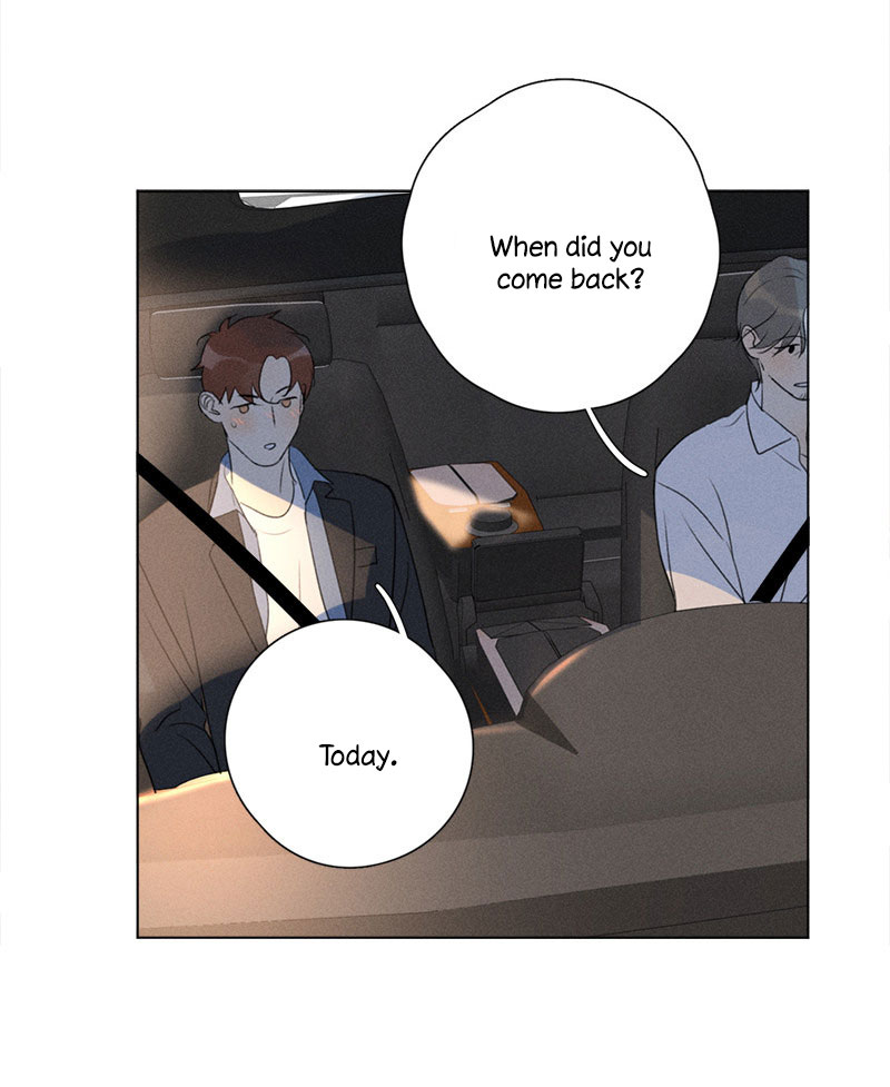 Here U are, Chapter 137: Side Story 3 (Part 2), image #27