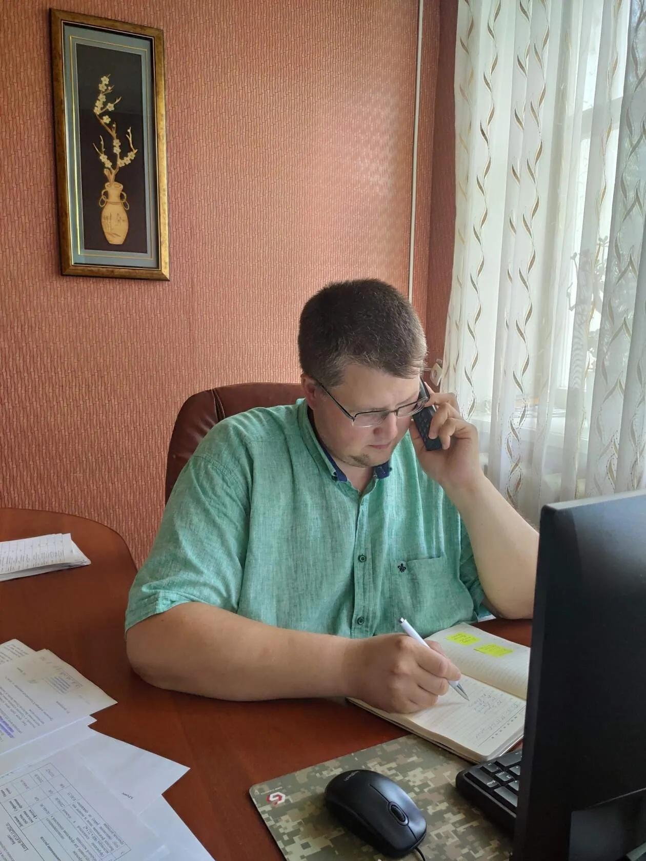 Сегодня, 17 августа, начальник управления культуры и кино Антон Биссаров провел приём граждан по личным вопросам