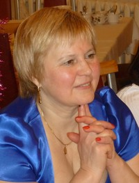 Наговицына Галина