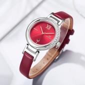 Женские часы Naviforce 5007 Red
