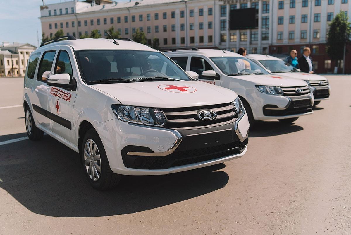 Три новых автомобиля появится в Можгинской районной