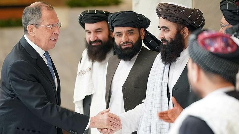 Лавров назвал талибов «вменяемыми людьми»