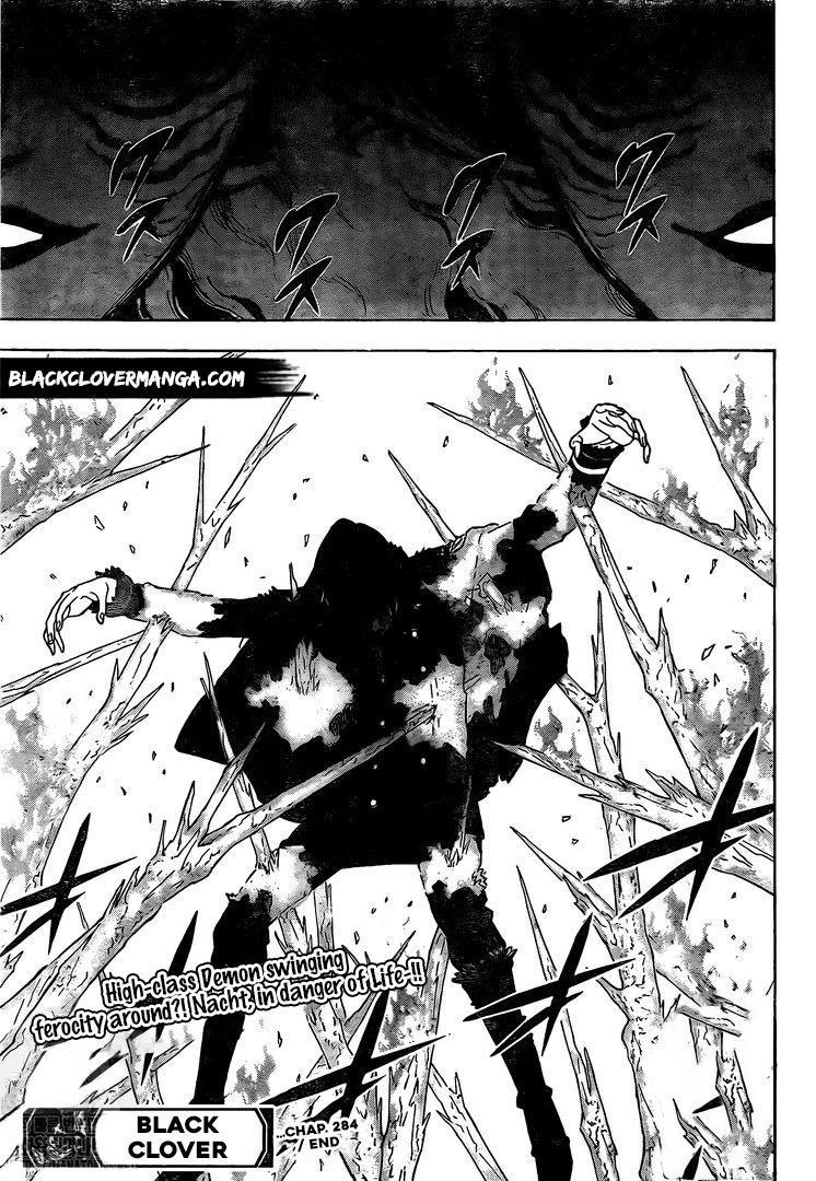 Black Clover Chapter 284, image №11