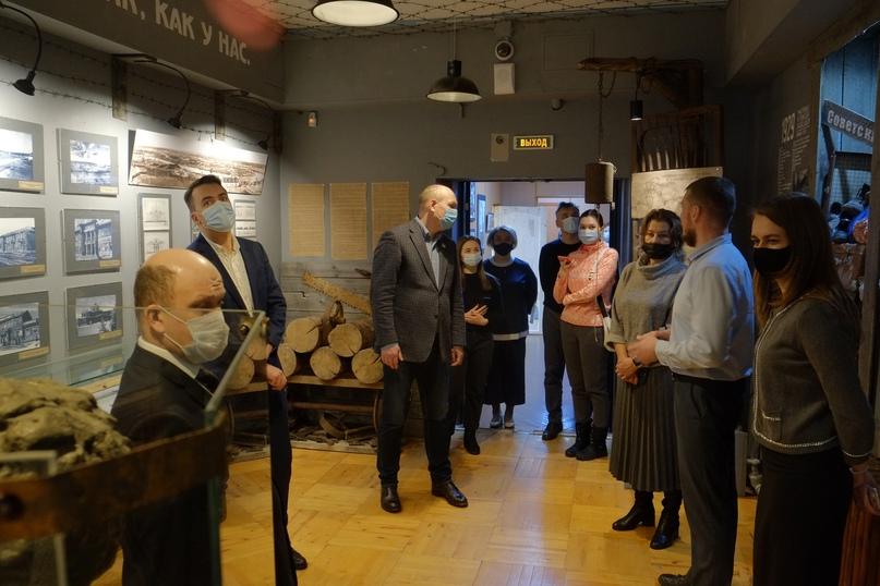 В Ухте открылся Туристско-информационный центр, изображение №10