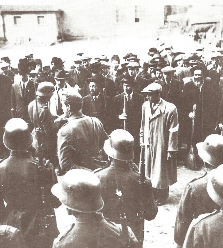 Вермахт против партизан