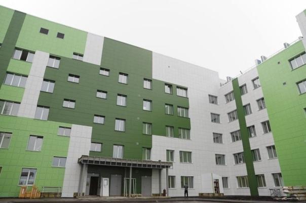 Мэр Новокузнецка: «Новая ковидная больница уже вся...