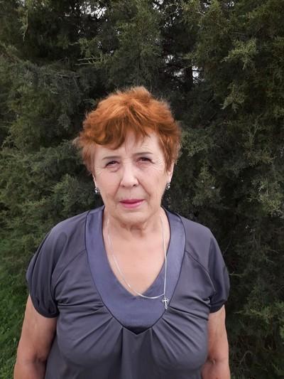 Александра Трофимовна, Лысьва