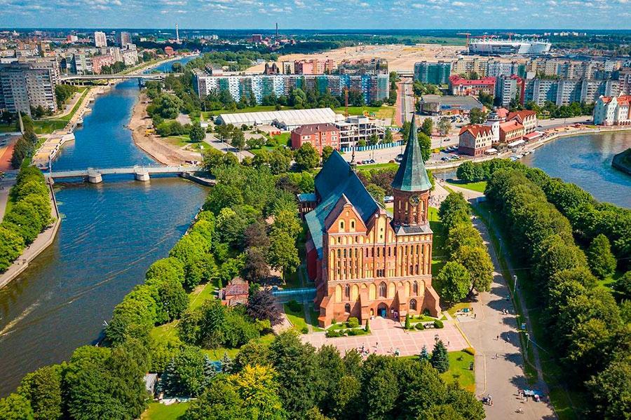 2022-09, Туры в Калининград из Тольятти в сентябре, 8 дней (N)