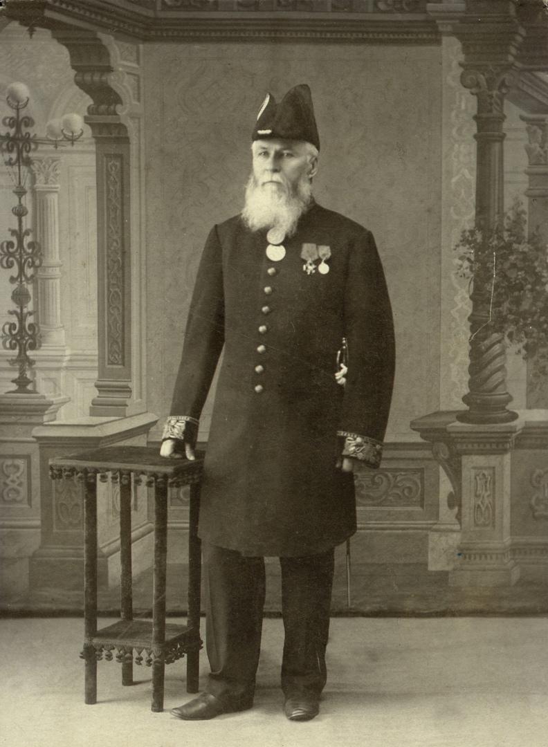 Николай Васильевич Смагин (1850-1918)
