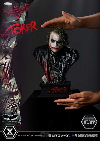 The Joker 1/3 Prime 1 Studio and Blitzway from Dark Knight