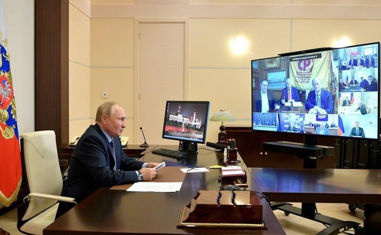Путин призвал свести уровень бедности в России до минимума