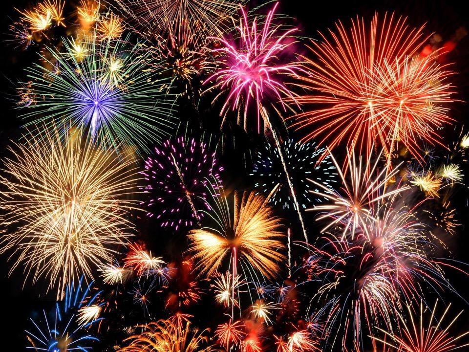 Где состоится новогодний фейерверк в Алматы ⠀ 31 декабря в А