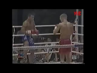 Ramon Dekkers vs Den Muangsurin