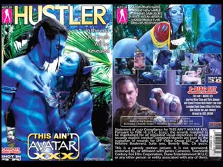 This Ain't Avatar XXX Parody / 2010 HUSTLER
