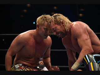 Kazuchika Okada(c) vs Kenny Omega Highlights (NJPW Dominion  2018IWGP Heavyweight Championship)
