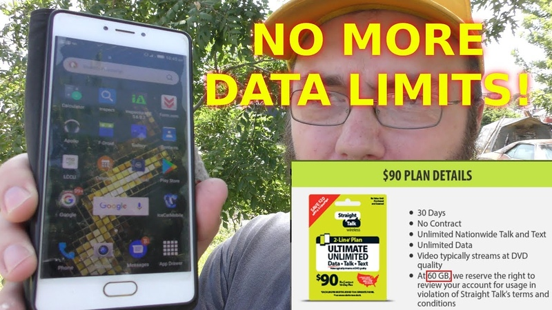 How To Get Around Data Throttling Limits 2019 Cellphone Mobile Streaming Gaming
