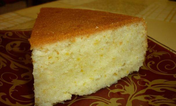 Бисквитный кекс в мультиварке! Мультиварка и простые рецепты