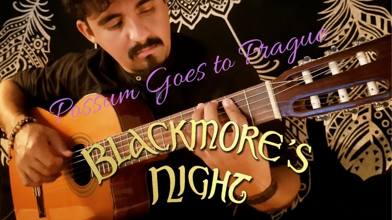 42 Possum Goes to Prague Blackmore's Night Classical Guitar by Luciano Renan