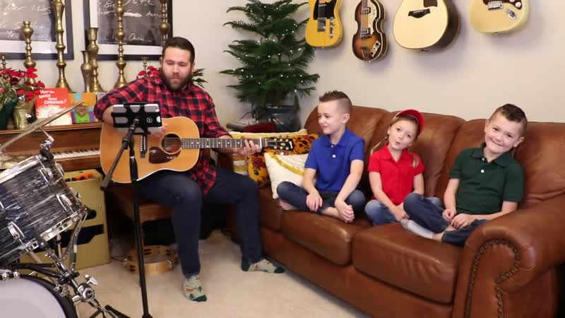 Colt Clark and the Quarantine Kids play The Chipmunk Song