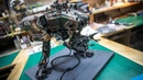 Weta Workshop's MOOSE Attack Robot from Chappie