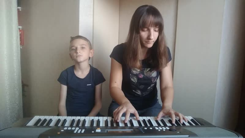 Всё могут короли Алла Пугачёва кавер на фортепиано