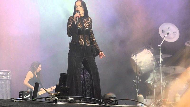 Tarja Until My Last Breath live at Summerbreeze Open Air 2014