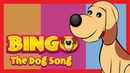 BINGO The Dog Song   Rhymes Collection for Kids