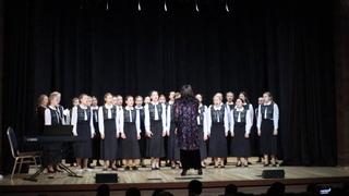 """Концертный хор """"Глория"""" - Концерт на Масленицу в Синара-центре"""