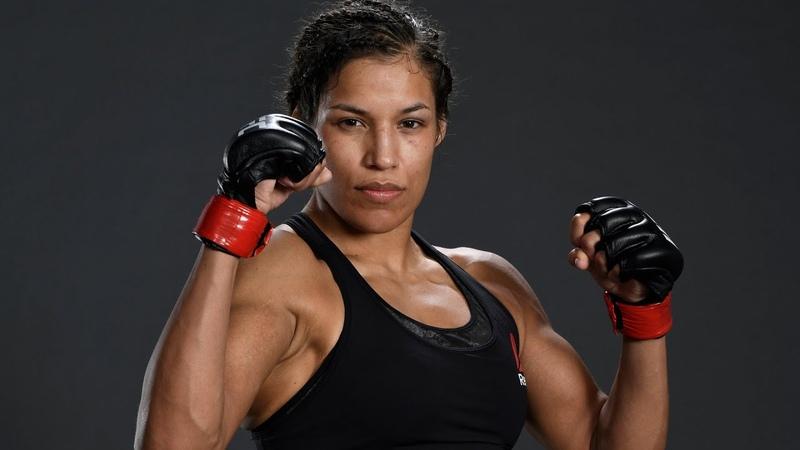 Chegou a minha hora Julianna Peña UFC 265