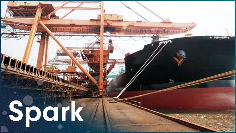 How This Port Became The Largest Loading Port In Australia   Port Hedland   Spark