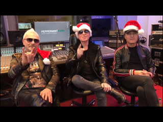 Happy Holidays From The Scorpions