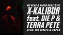 MC Rene - X-Kalibur feat. Die P Terra Pete (prod. the intern, 7apes Figub Brazlevic) | Krekpek