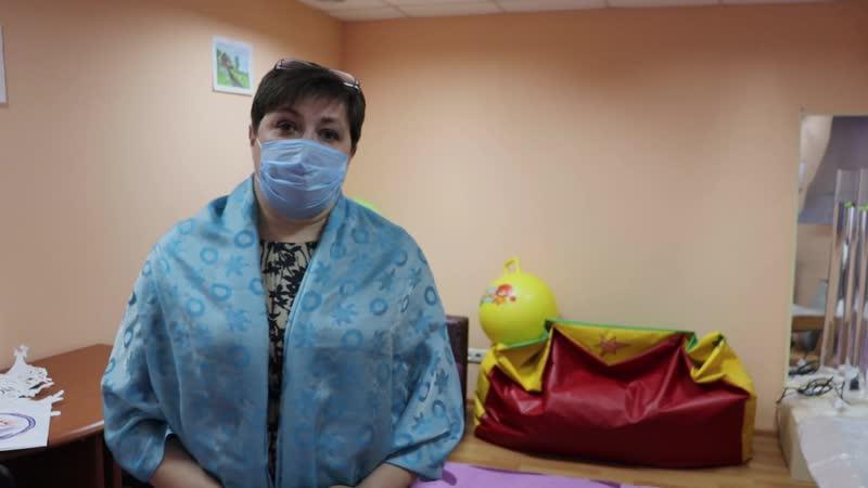 Инна Лаевская передала помощь школе и центру социальной реабилитации для детей инвалидов