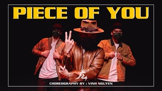 Shawn Mendes «Piece Of You» Choreography by Vinh Nguyen